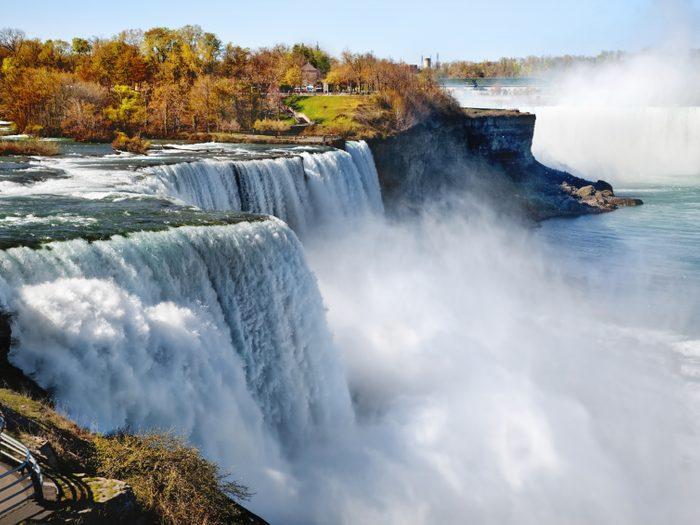 Les Chutes Niagara