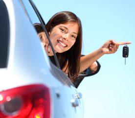 3. Démarrez la voiture avec le tableau de bord