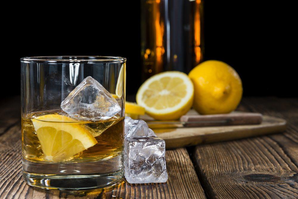 Le Kentucky Sour, un cocktail exquis et facile