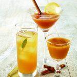 3 cocktails d'automne