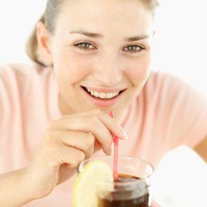 2. Soda diète