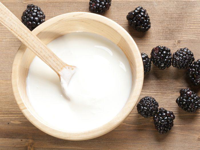 Ajoutez des protéines à tous les repas et collations