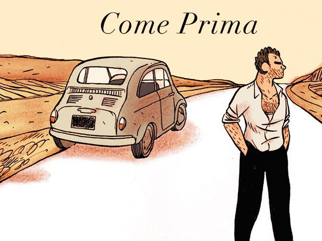 Come Prima - Alfred, éditions Delcourt / Mirages