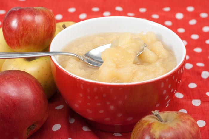 Compote de pommes