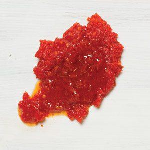2. Pesto aux tomates séchées