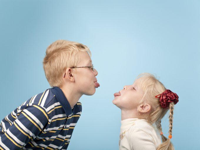 Famille: conflits entre frère et soeurs