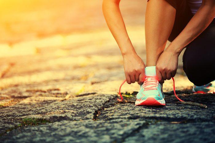 Chaussures sport.