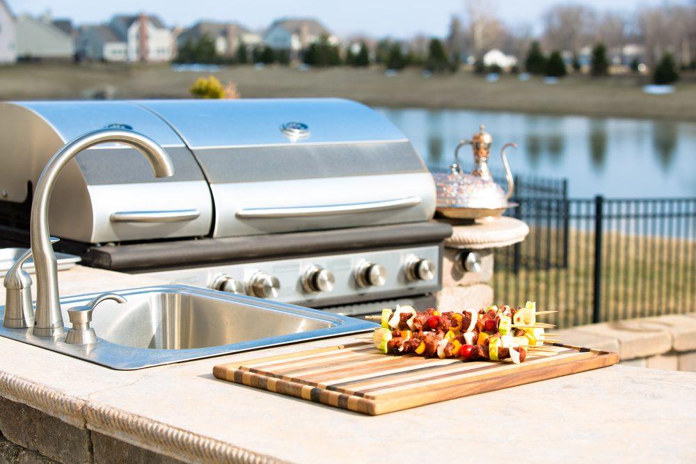 9. Visitez le Service de la construction pour votre cuisine extérieure