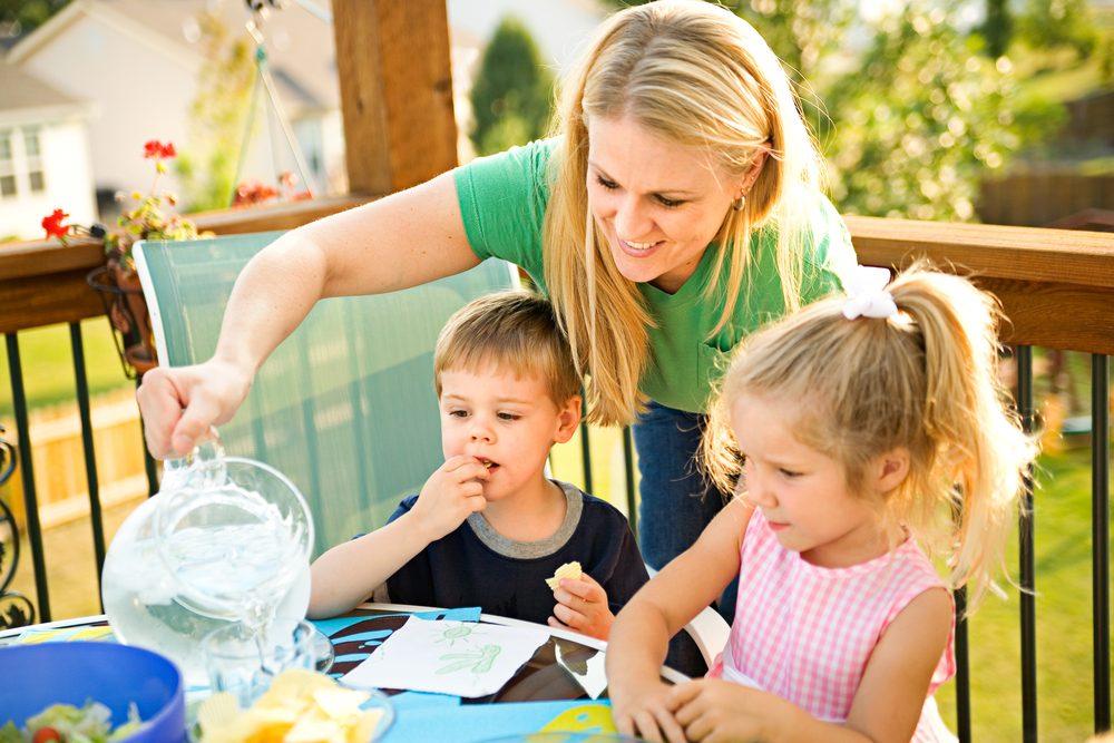Cuisine pour enfants : permettre les collations