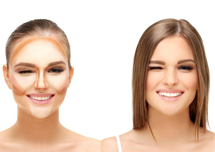 Le contouring: une nouvelle façon de se maquiller