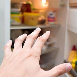 Désodoriser le réfrigérateur