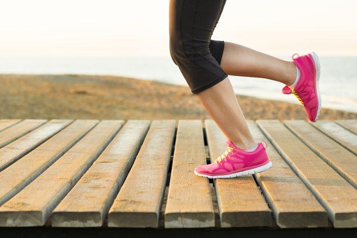 Marcher et courir adéquatement