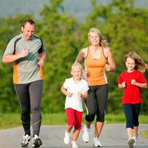 3. Faites de l'exercice ensemble.