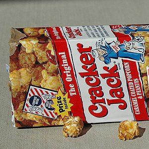9. Cracker Jack