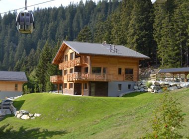 Crans Luxury Lodges, Suisse