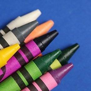 5 trucs faire avec les crayons de cire. Black Bedroom Furniture Sets. Home Design Ideas