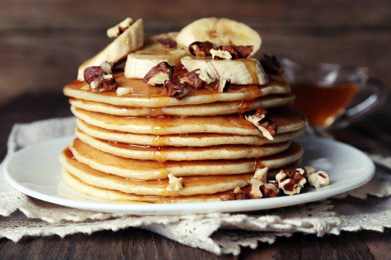 pancake facile recette