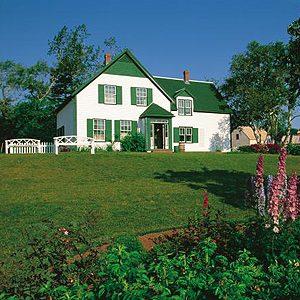 Le site patrimonial Green Gables, à Cavendish, sur l'Île-du-Prince-Édouard