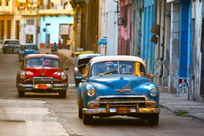 Cuba aujourd'hui