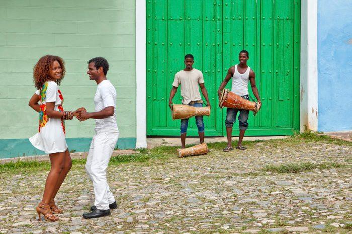 « Les Cubains adorent les Américains »