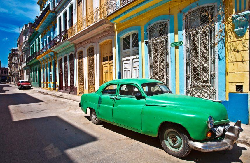 6. Cuba, la République dominicaine et le Mexique