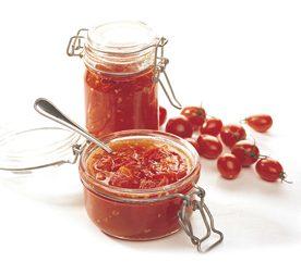 3. Confiture de tomates