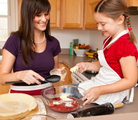 Libre cuisine : Goûte ça, maman!