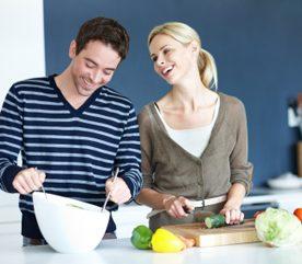 1. Faites repousser les légumes
