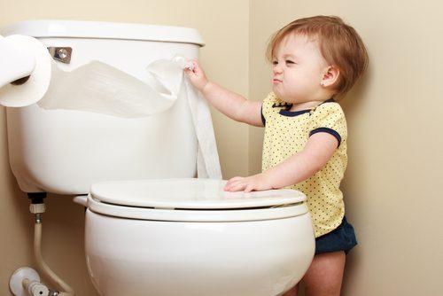 5. Faites mousser la cuvette de la toilette