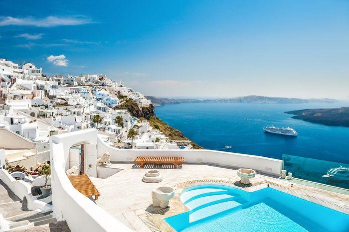 Les Cyclades, en Grèce.
