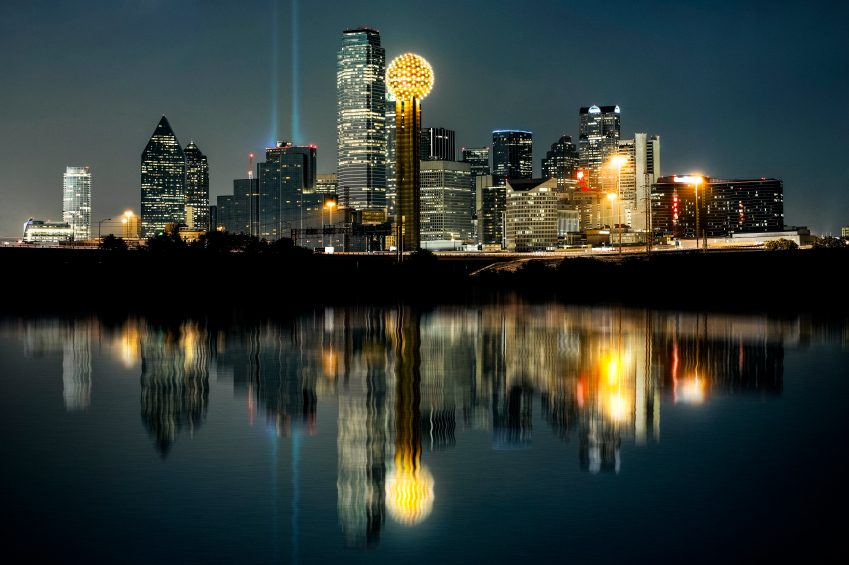 3. Dallas, Texas