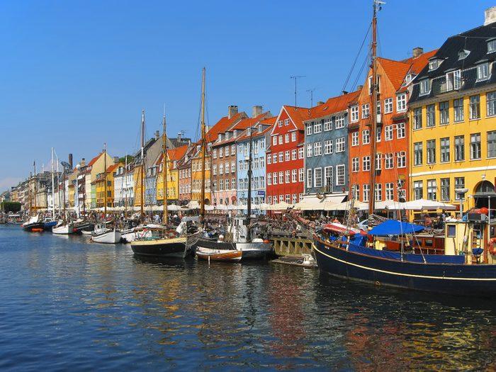 Le Danemark: un pays étonnant!