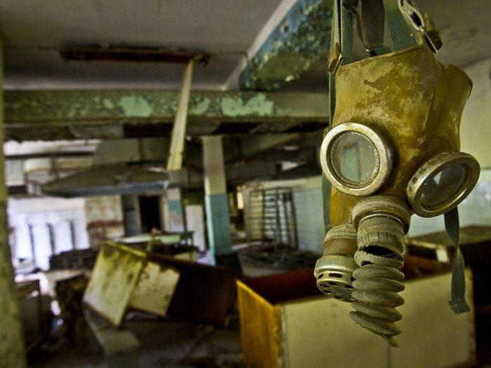 2. Tchernobyl : la première destination touristique «toxique» au monde