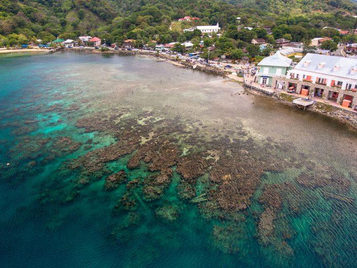 7. Honduras: sable, soleil et crimes