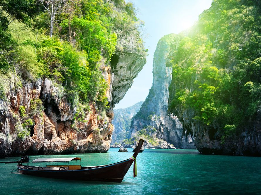 Thaïlande: terroristes, méduses et courant sagittal
