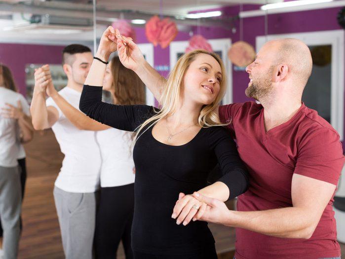 Des études sur les bienfaits de la danse