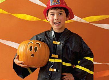 4. Le pompier