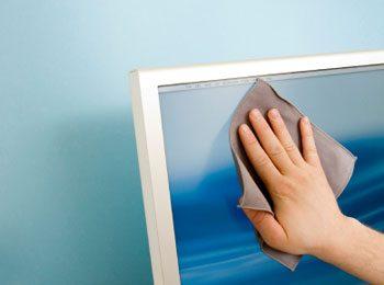 8. N'inondez pas les objets qui peuvent se détériorer facilement