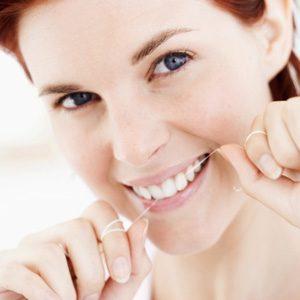 2. Avoir les dents blanches