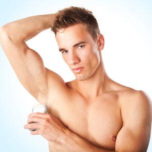3. Laissez tomber le déodorant
