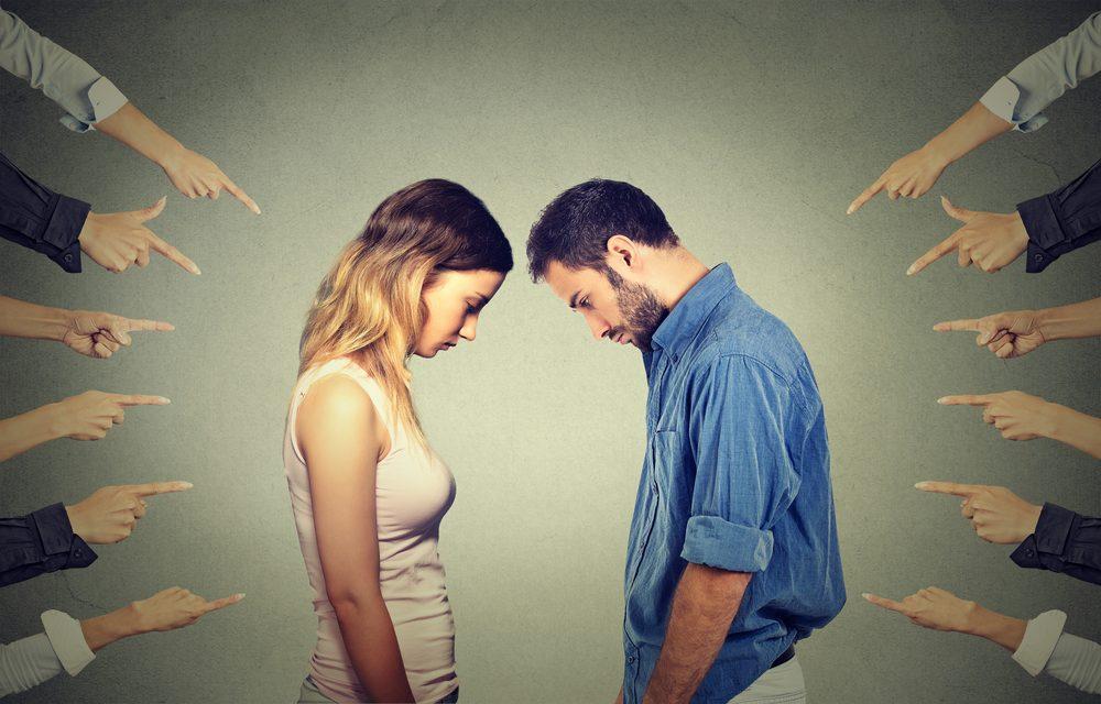 La culpabilité, un autre symptôme de la dépression.