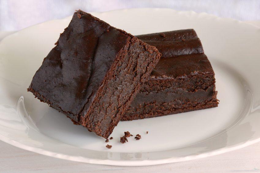 4. Vous êtes à la diète? Nos pâtisseries végétariennes ou sans gluten sont bourrées de sucre!