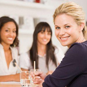 9. Discutez avec des collègues