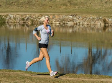 3. Faire du jogging