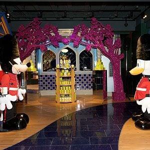 10. Disney Store, Londres, Angleterre