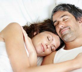 2. Dormez sur le dos