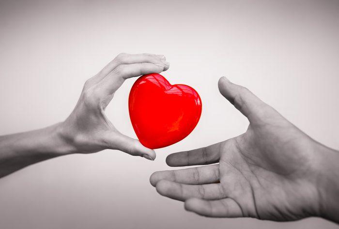 Donnez aux causes de charité les articles dont vous n'avez pas besoin
