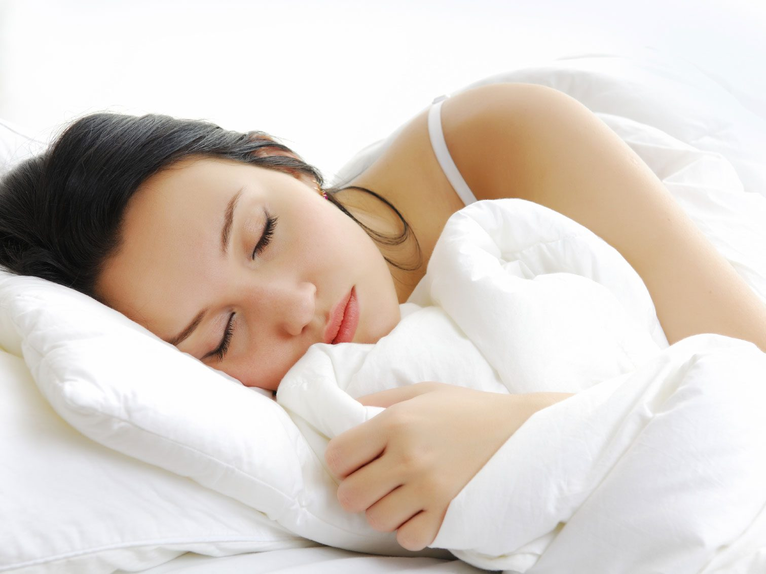 Dormir sur le côté