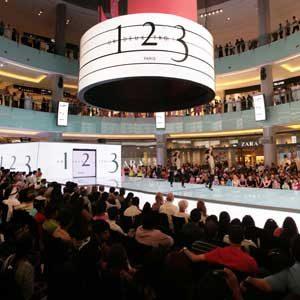 Le Dubai Mall, Dubaï, Émirats arabes unis