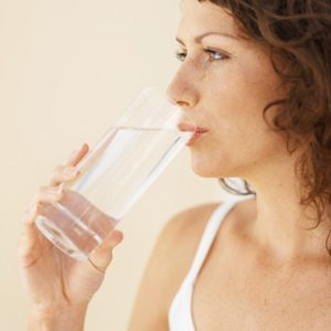 2. Je bois beaucoup d'eau